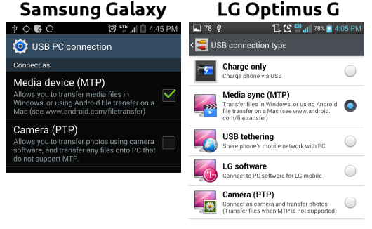 android-connection-screen